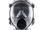 Ansiktsmaske heldekkende, CleanSpace m/ EPDM seler