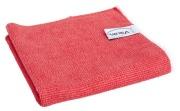 Cloth original microfiber,32x32 cm, red