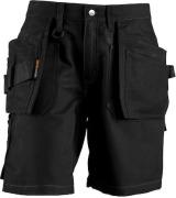Worker Shorts, Black