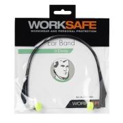Banded ear plug Worksafe U-Damp Black