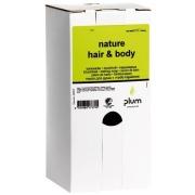 #Plum Fresh Hair & Body 1,4 ltr - se Plum 1504