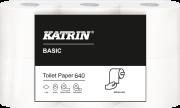 Toalettpapir Basic Toilet 640