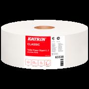 Toalettpapir Katrin Classic Gigant L 2 lag hvitt
