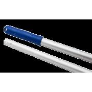 Aluminiumsskaft 150cm Ø.22mm