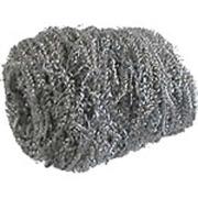 Gryteskrubb rustfri 60g, Sølv (stk)