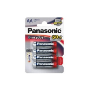 Batteri alkalisk AA LR06 EPS/4BP