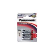 Batteri alkalisk AAA LR03 (4-pk)