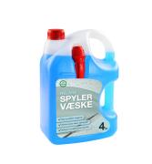 Spylervæske 4 ltr (klar til bruk) helårs -15