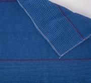 Gulvklut Topas 50x60, blå