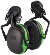 3M Peltor hjelmklokker dielektriske X1P5E gr/sv