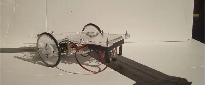 Line Following Robotics Workshop by Skubotics