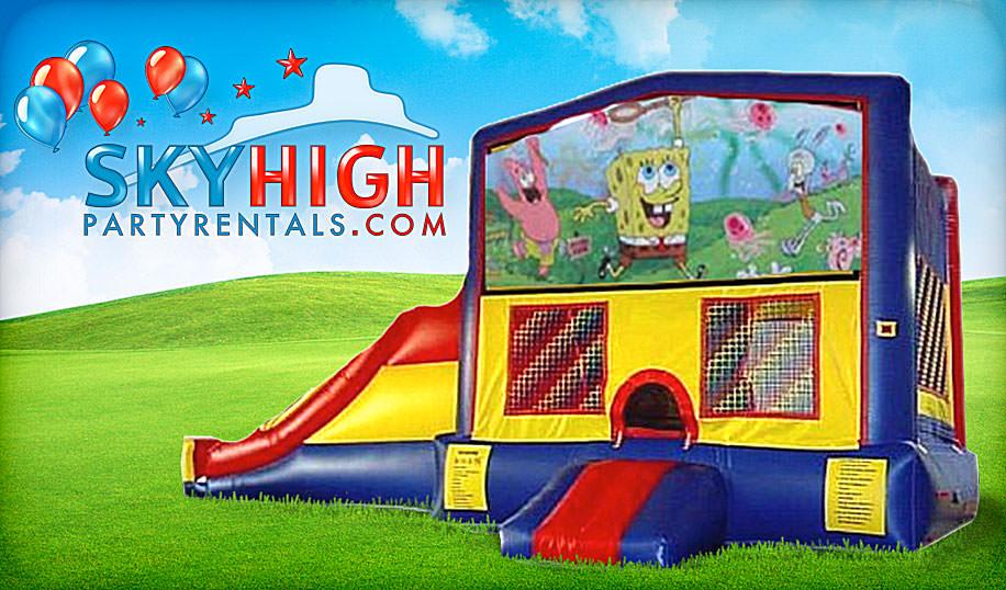 Inflatable Spongebob Inflatable