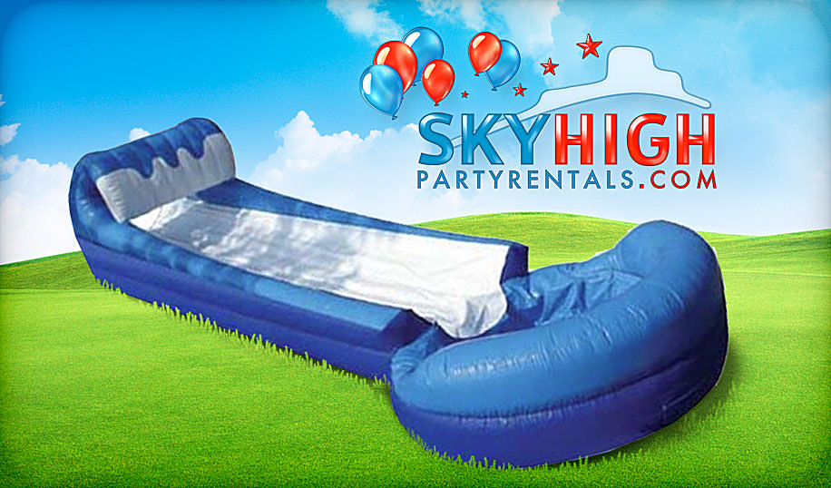 Texas Slip and Slide Rental Houston