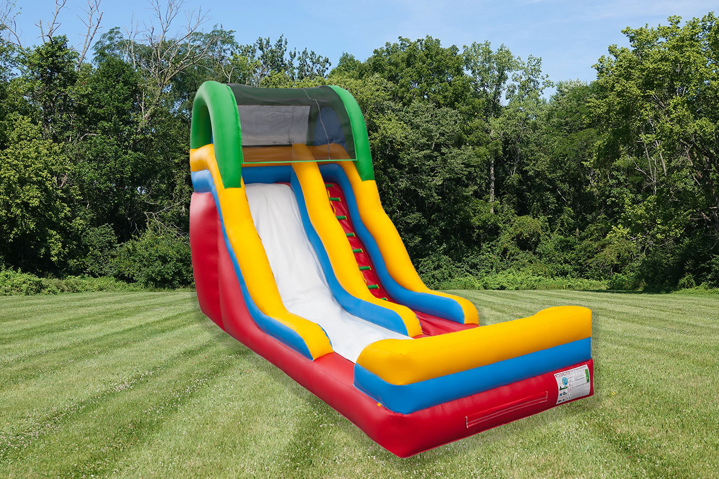 15ft Water Slide for Rent Wet or Dry