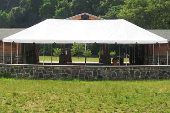20ft x 40ft frame tent Houston