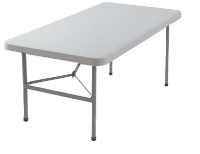 Rectangle Kids Table Rentals