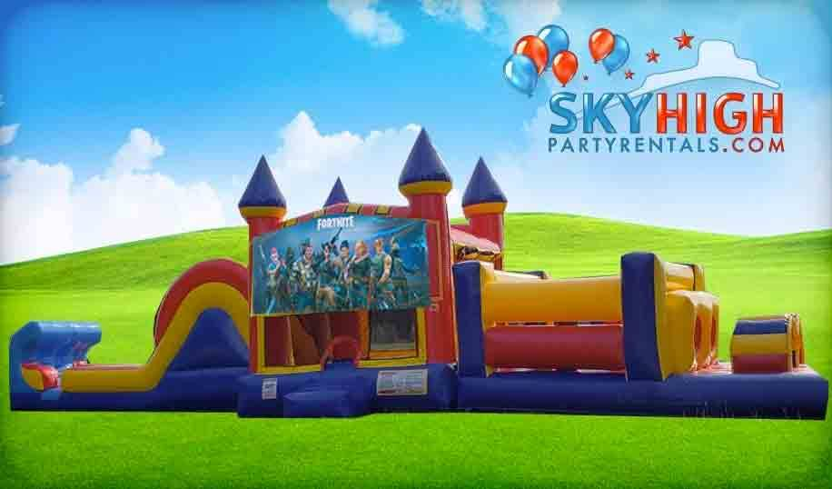 50ft Fortnite Video Game Inflatable