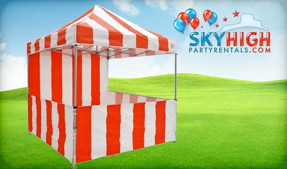 Carnival Tent Rentals Houston