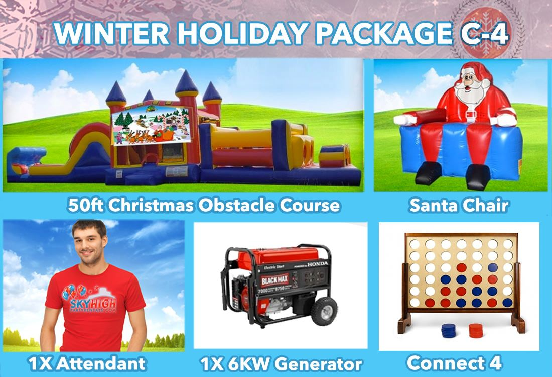 Winter Holiday 2018 Rentals