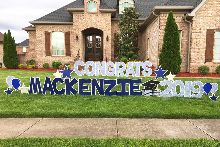 Congrats Yard Signs