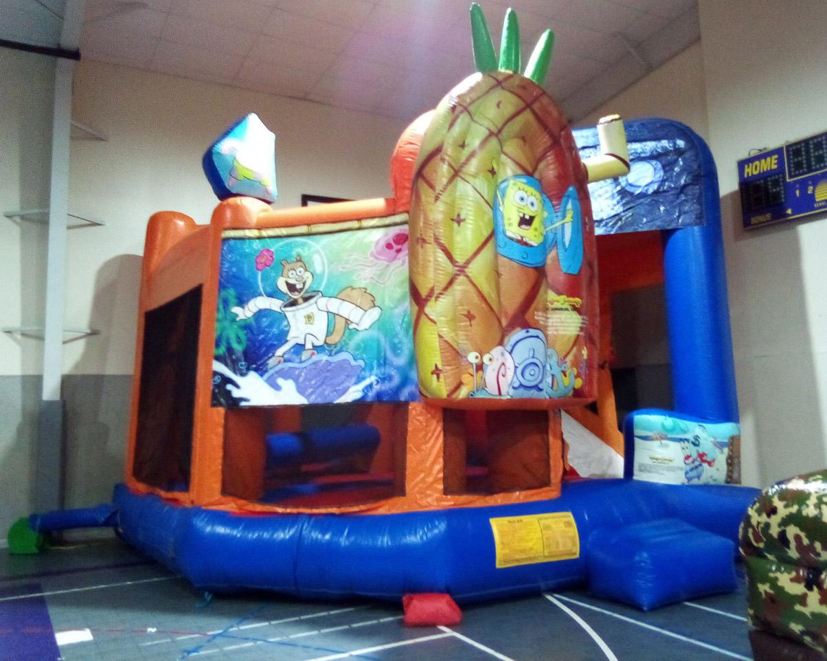 Spongebob 5in1 Bouncer
