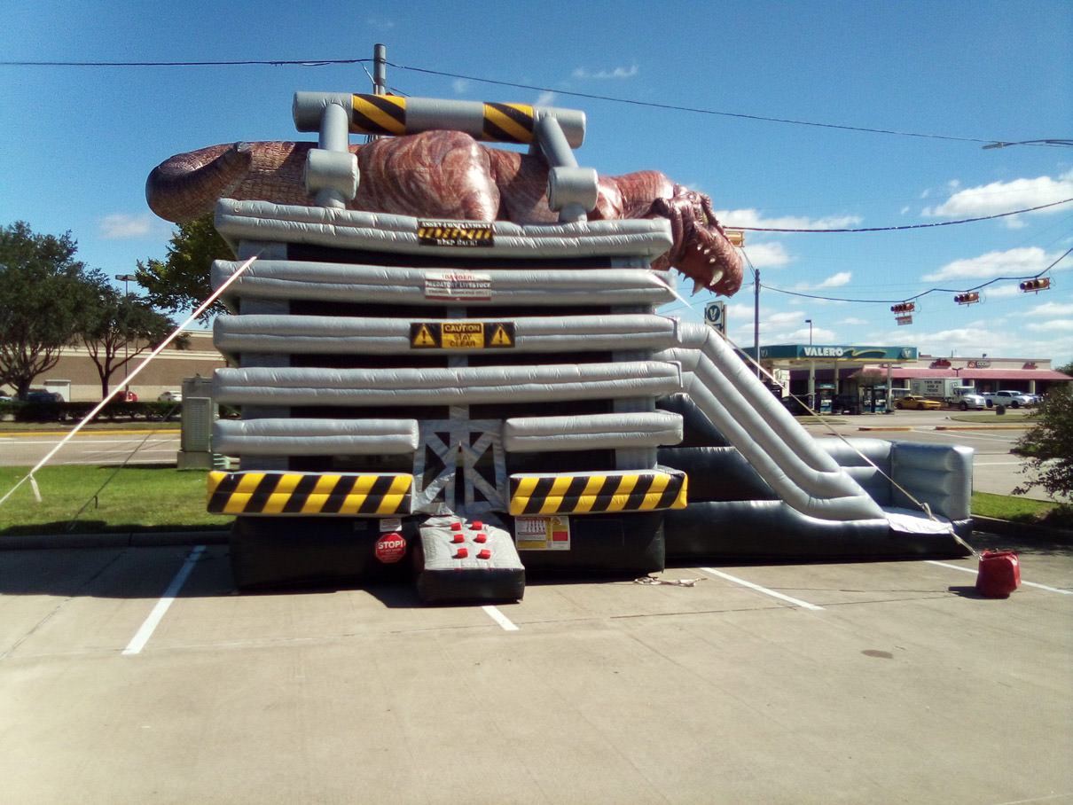 Inflatable Dinosaur Bounce House Rentals