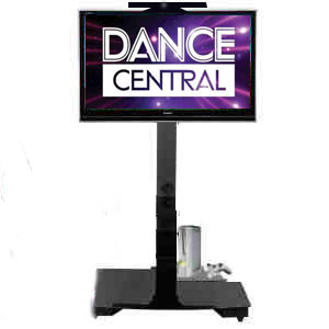 Dance Central Arcade Game Rental