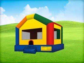 Funhouse Bounce House