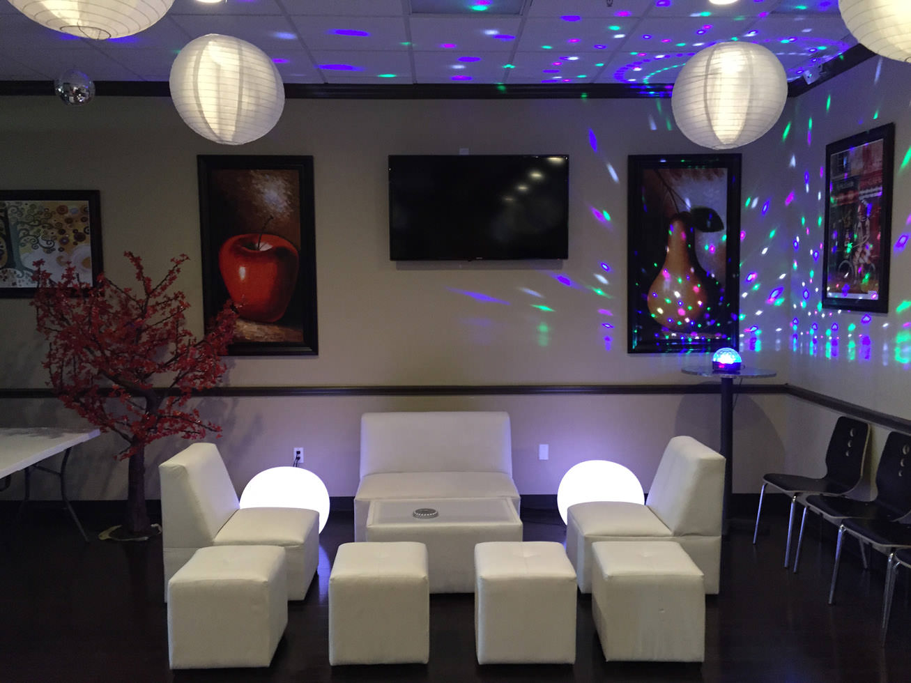 Lounge Party Rental Furniture