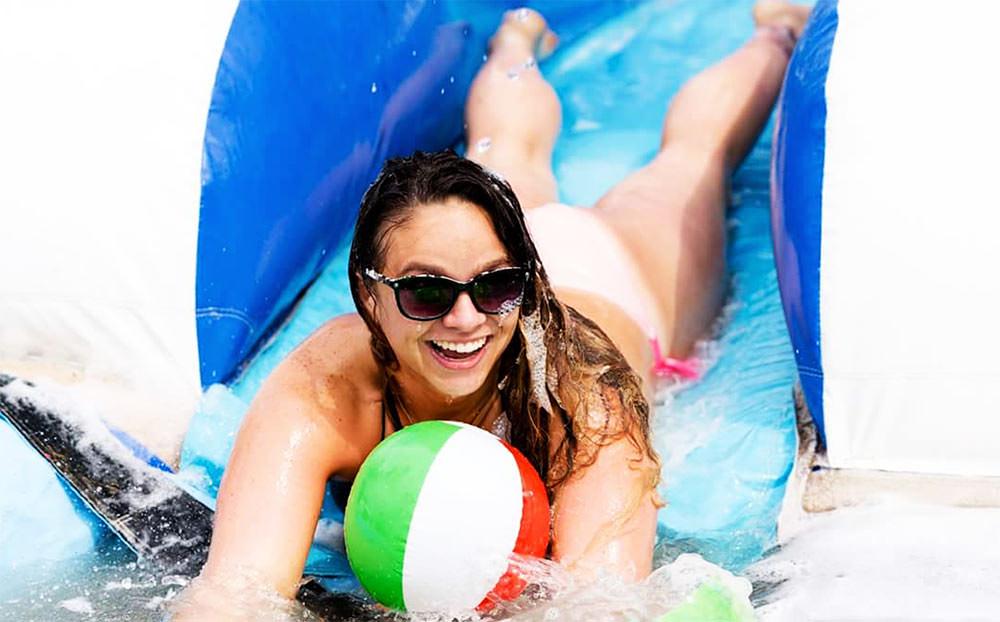 Slip N Slide Water Slides for Rent