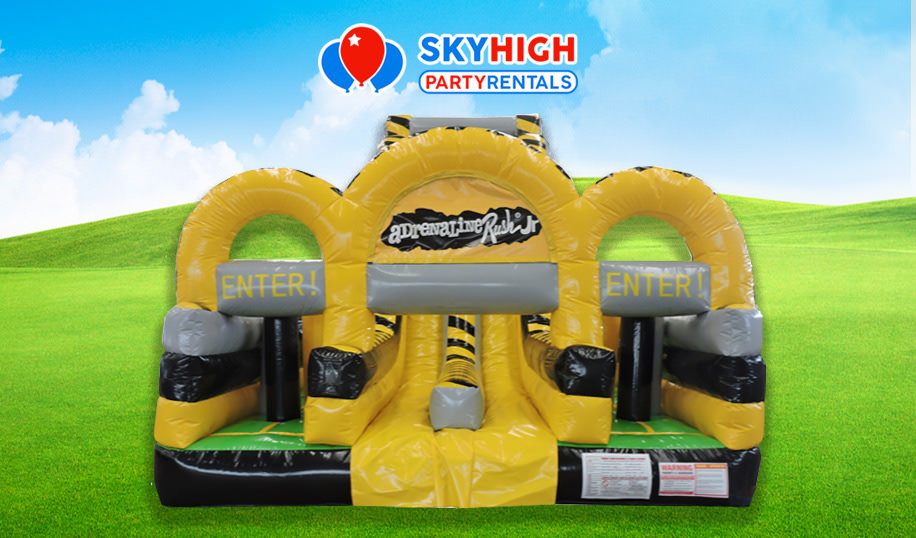 Adrenaline Rush Obstacle Course for Kids