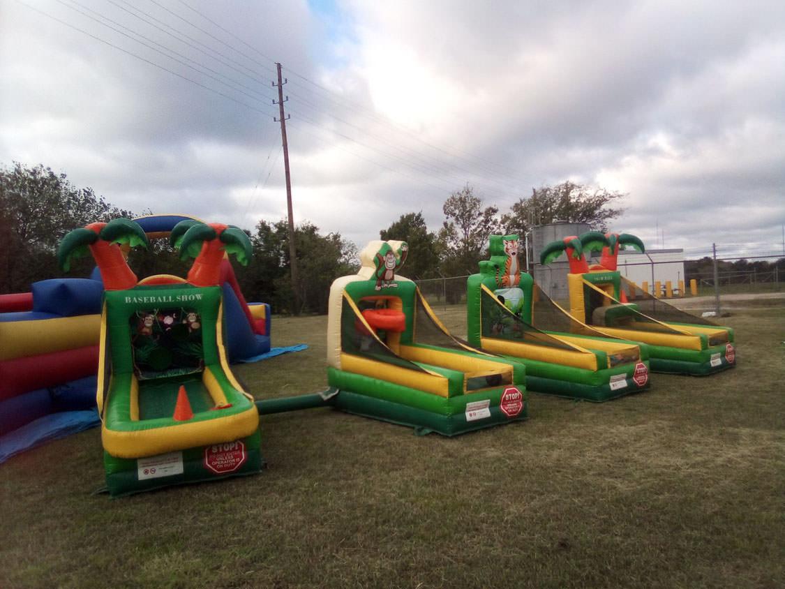Carnival Game Station