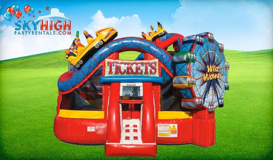 Amusement Park Carnival Inflatable