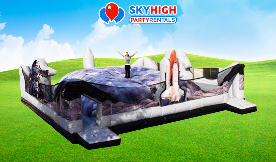 Walk on the Moon Inflatable