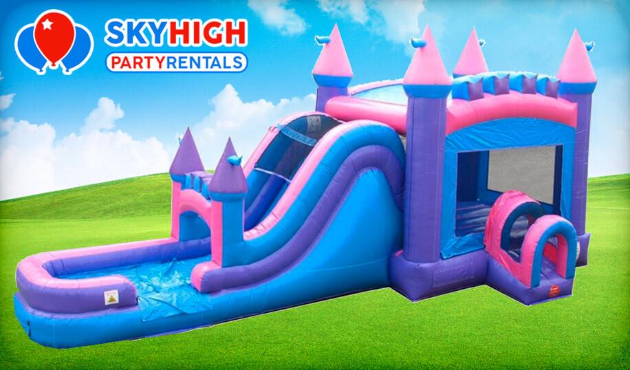 Mega Pink Wet / Dry Combo rental
