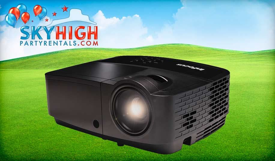 Benq 1080p Projector Rental Houston