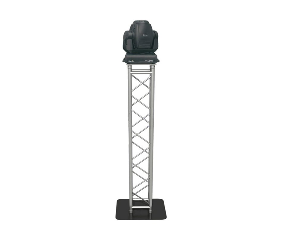 Moving Head with truss base