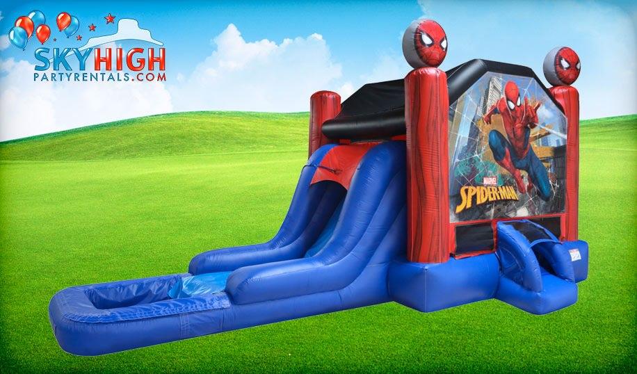 Spiderman Moonwalk Rental