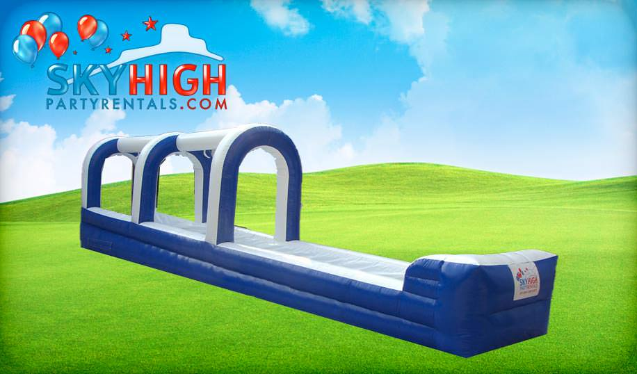 Super Slip and Slide Water Slide