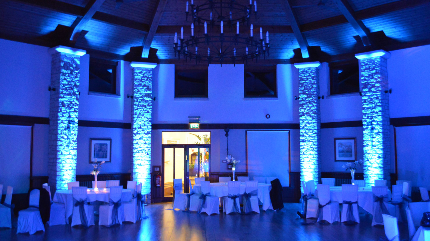 Uplighting Party Rentals
