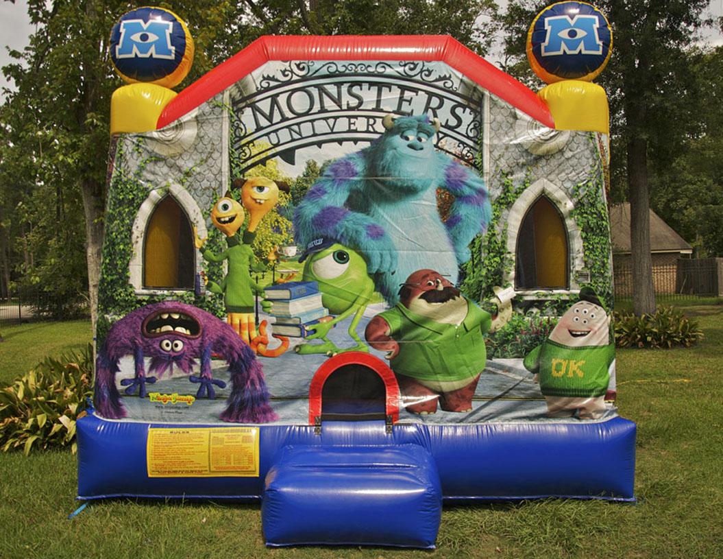 Standard Monster Inc Moonwalk