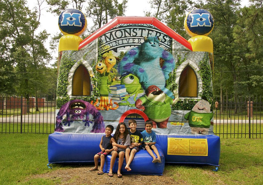 Monster University Bouncer