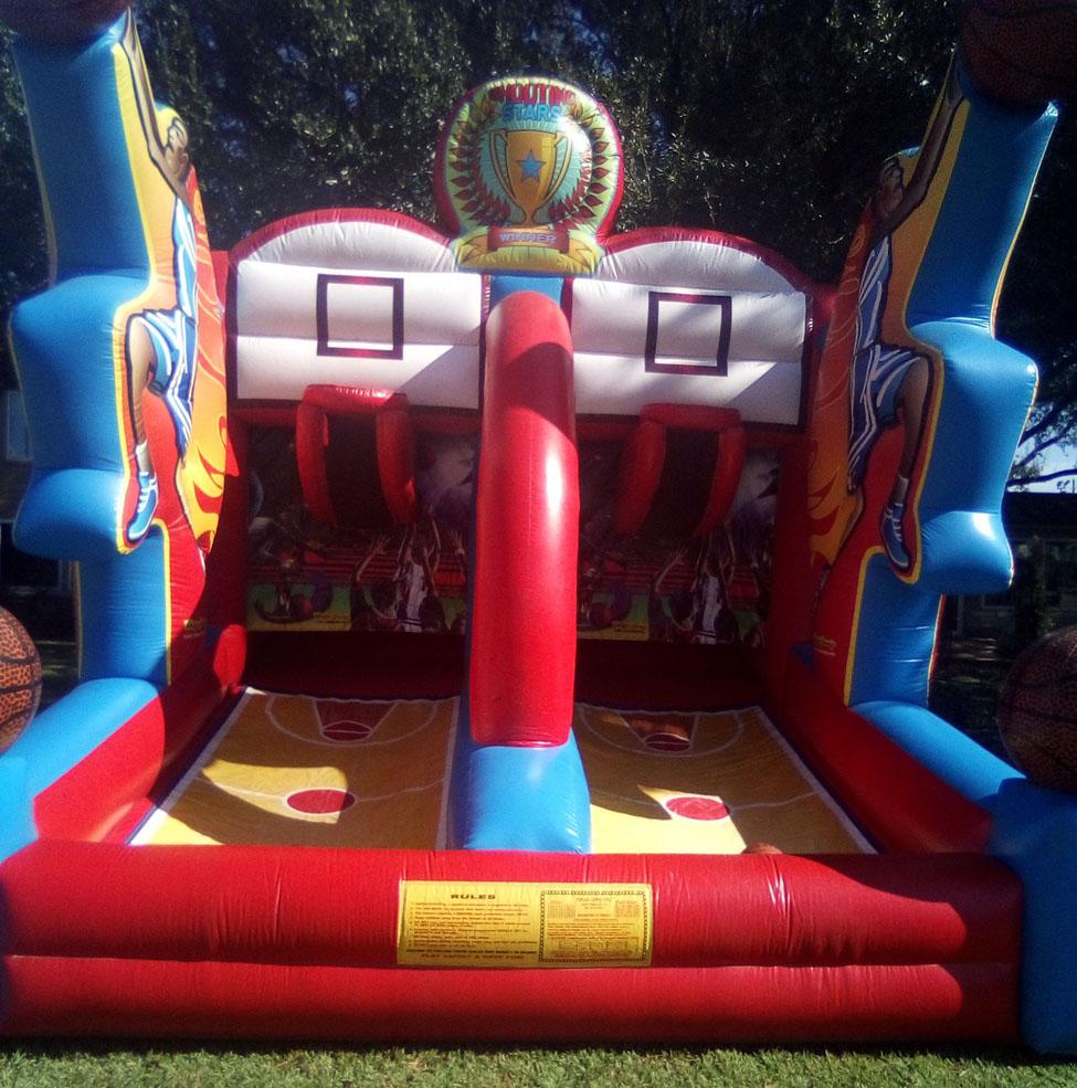 Basketball-Inflatable-Austin-Texas