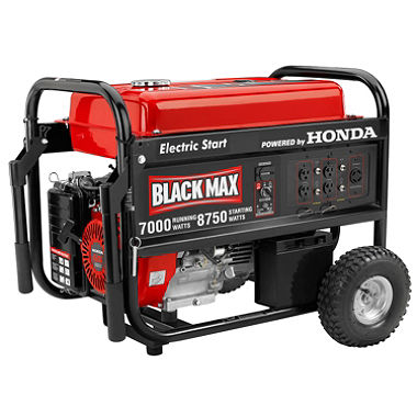 6000 Watt Generator Rentals Houston
