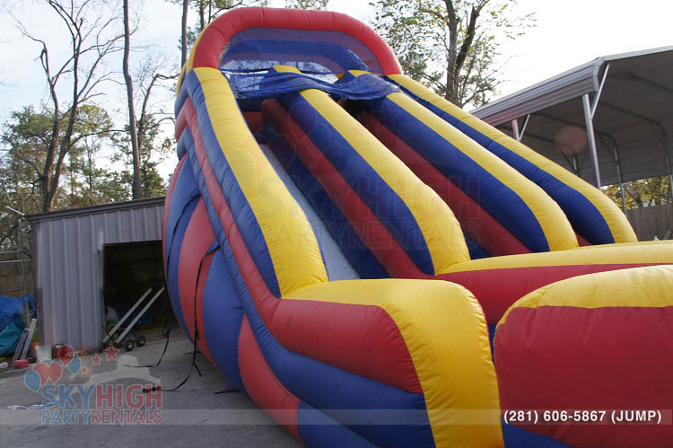 Inflatable Bouncy Slides