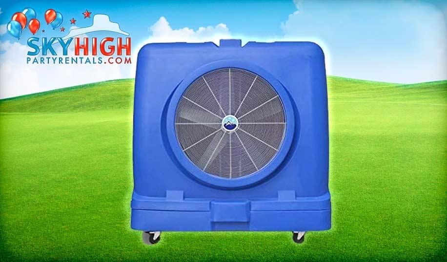 Evaporative Cooling Fan Rentals Near Me