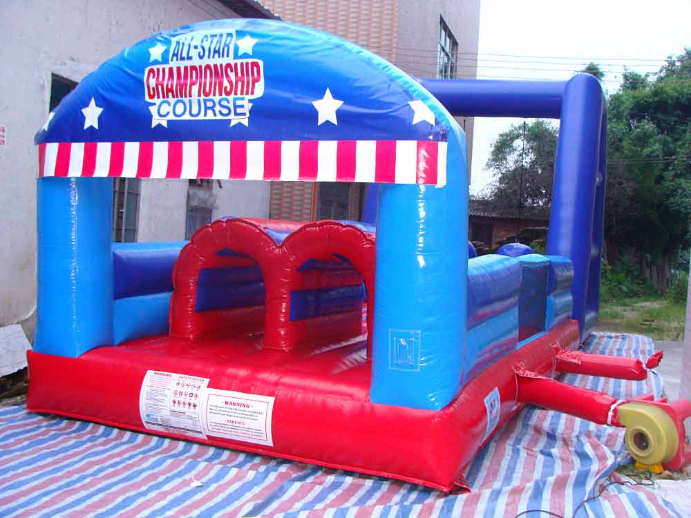 All Stars Inflatable Entrance