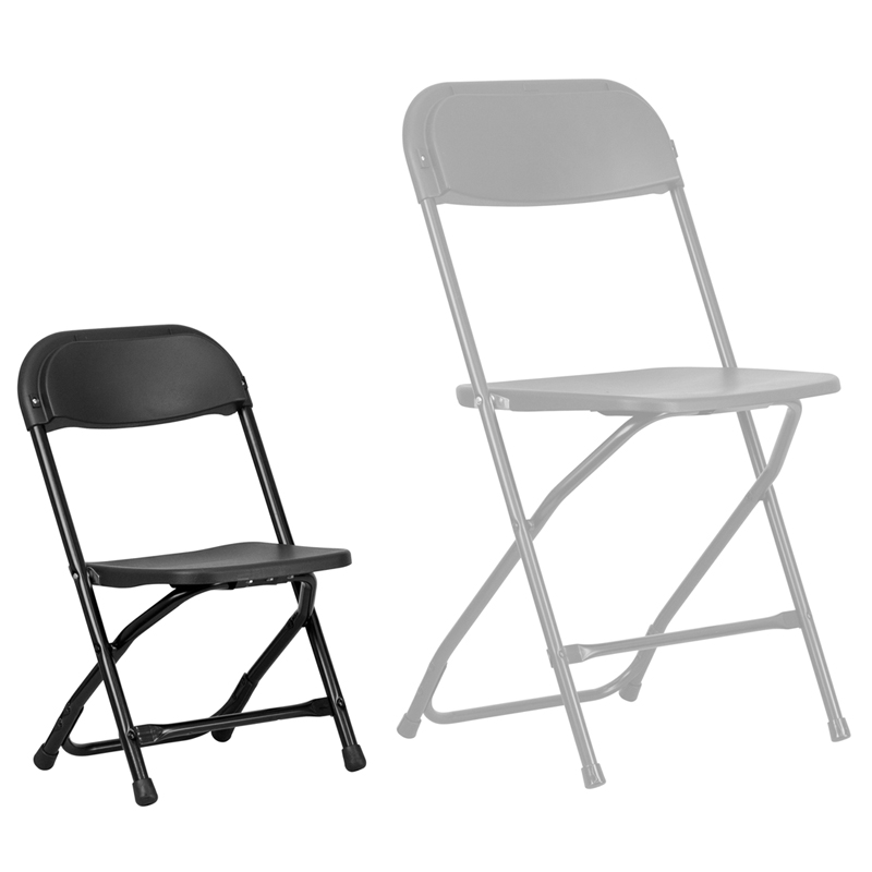 Kids Vs. Adult Folding Chair