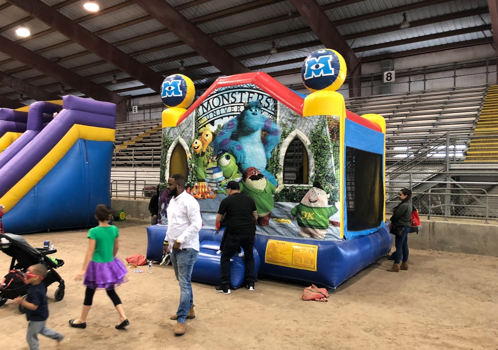 Kids Party Rentals Bounce House Moonwalks
