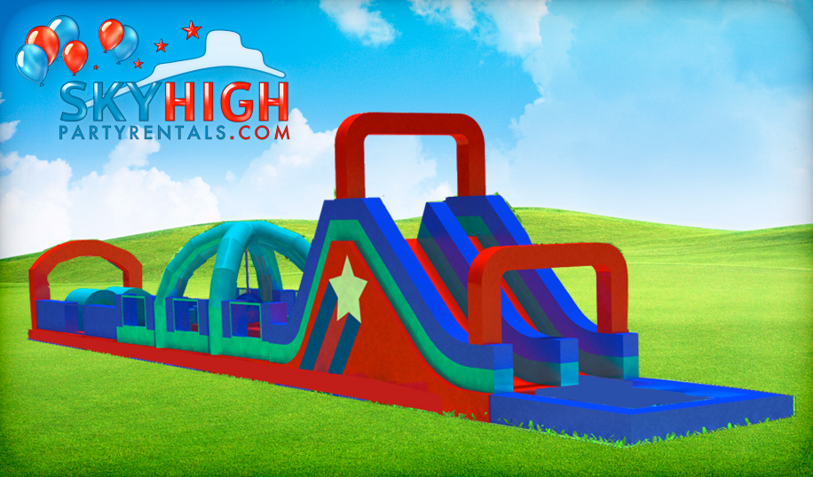 All Stars Obstacle Courses